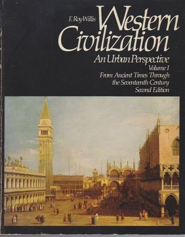 9780669004557: Western Civilization: v. 1: An Urban Perspective