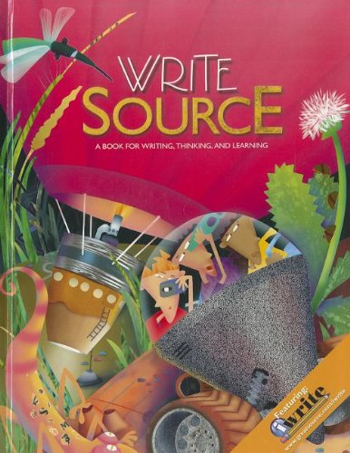 9780669006452: Great Source Write Source Next Generation: Student Edition Hardcover Grade 8 (Write Source Generation III)