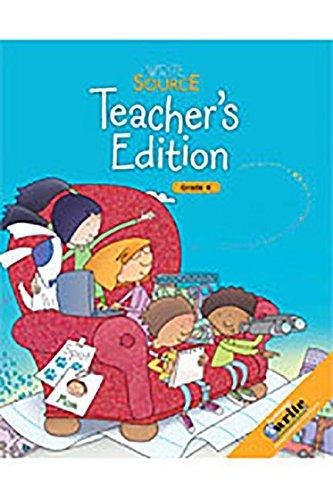 9780669006643: Great Source Write Source Next Generation: Teacher Edition Grade K (Write Source Generation III)