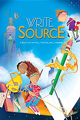 9780669006865: Write Source, A Book for Writing, Thinking, and Learning. Generation III. Grade 5