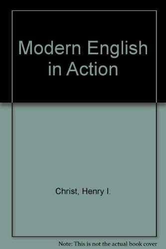 9780669007565: Modern English in Action
