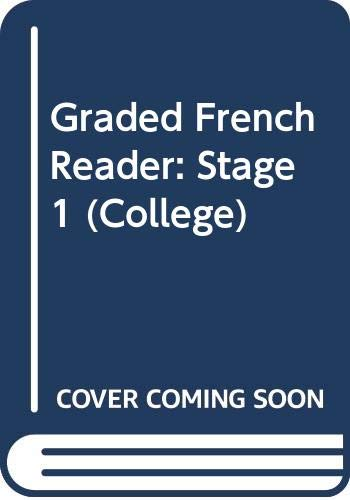 9780669008760: Graded French Reader: Stage 1 (College) (French Edition)