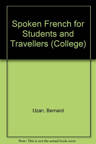 9780669008784: Spoken French for Students and Travelers (College)