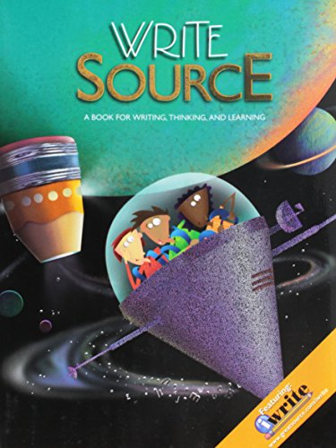 9780669009019: Write Source: Student Edition Softcover Grade 6 2009
