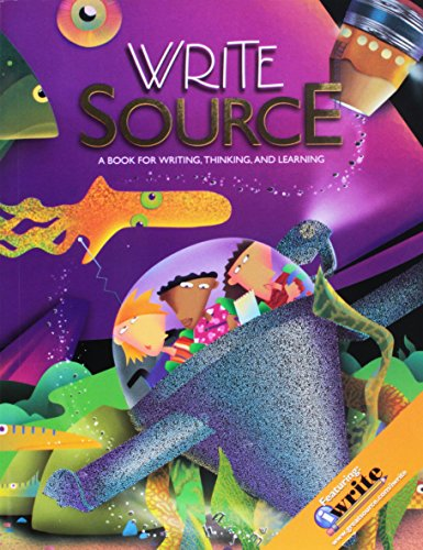 9780669009033: WRITE SOURCE (Great Source)