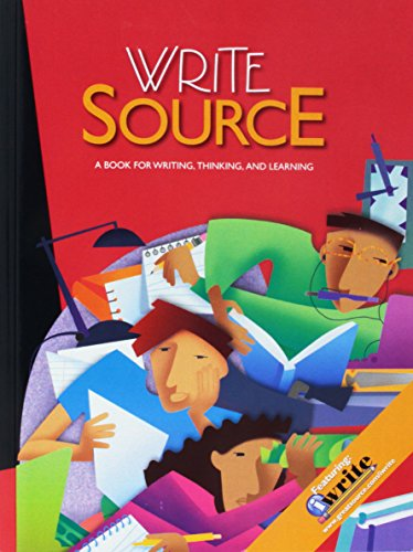 9780669009071: Write Source: Student Edition Softcover Grade 10 2009