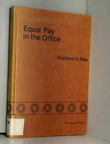 9780669010039: Equal Pay in the Office