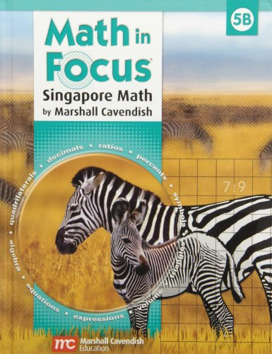 9780669010800: Hmh Math in Focus: Student Edition Grade 5book B