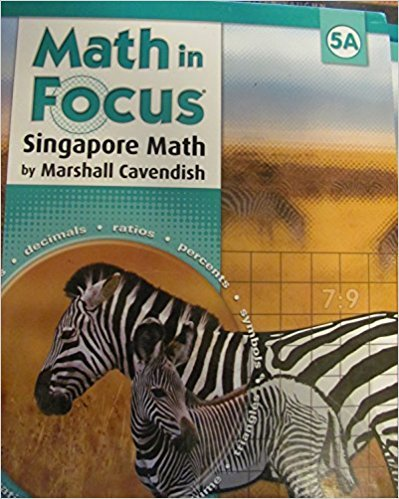 9780669010824: Math in Focus: Singapore Math: Student Edition