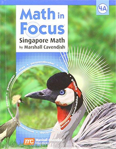 9780669010848: Math in Focus: The Singapore Approach, Grade 4A
