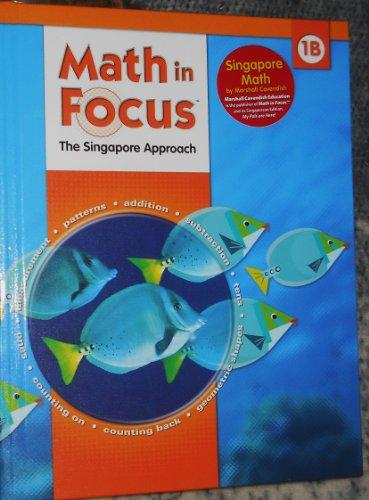 9780669010855: Math in Focus: Singapore Math Grade 1: B