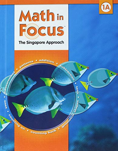 9780669010862: Math in Focus, Grade 1: The Singapore Approach