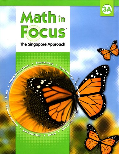 9780669011005: Math in Focus : The Singapore Approach Student Book, Grade 3A