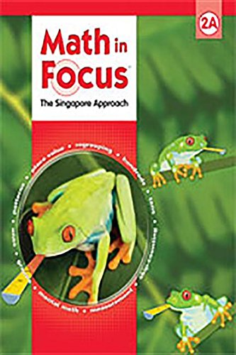 9780669011128: Math in Focus: The Singapore Approach, Level 2A