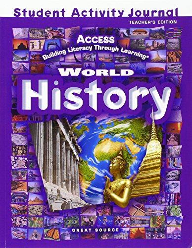 9780669011746: ACCESS World History: Teacher Edition Grades 5-12 2008