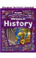 9780669011753: ACCESS World History: Student Activities Journal Grades 5-12