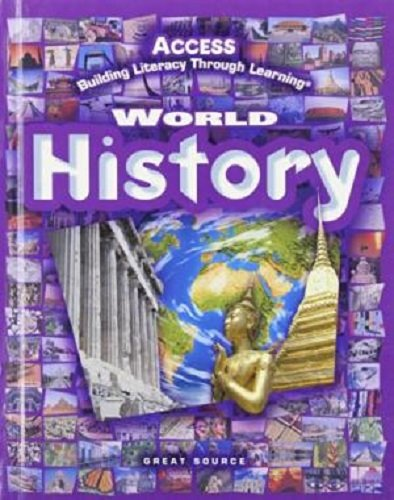 9780669011777: ACCESS World History: Complete Kit Grades 5-12