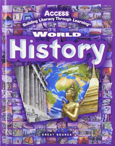 9780669011784: ACCESS World History: Student Edition Grades 5-12 2008