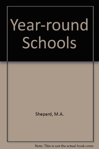 9780669012859: Year-round Schools (Abt Associates series in social policy analysis)