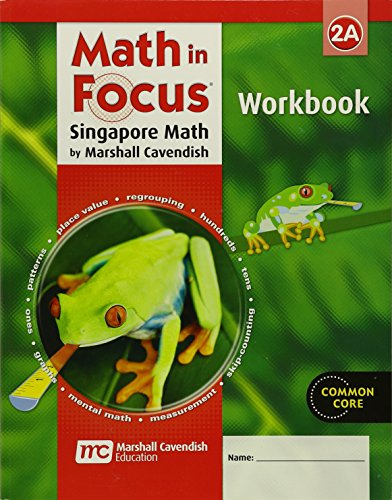 9780669013276: Math in Focus: Student Workbook 2A (Math in Focus: Singapore Math)