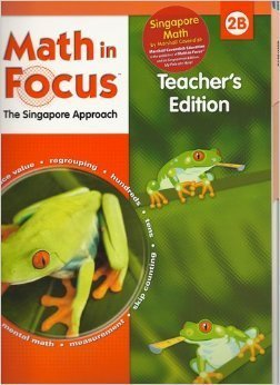 9780669013733: Math in Focus: The Singapore Approach, Book 2B, Teacher's Edition (Math in Focus: Singapore Math)