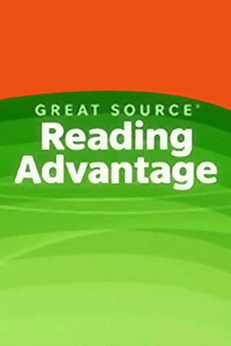 9780669013955: Great Source Reading Advantage: Teacher's Edition (Level F) 2009