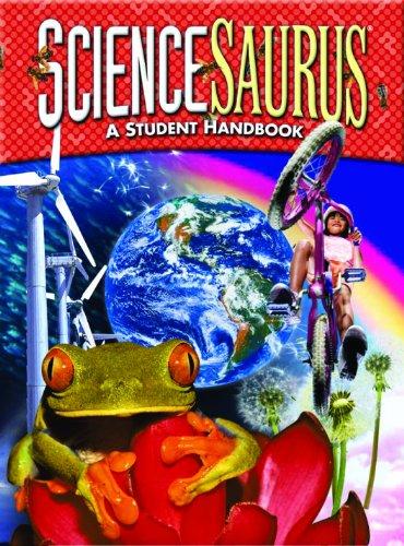 9780669015089: Sciencesaurus: A Student Handbook