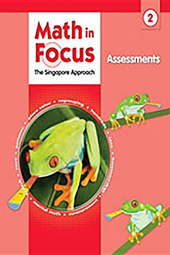 9780669016031: Math in Focus, Grade 2 Assessments (Singapore Math)