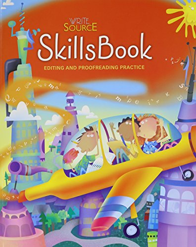 9780669016253: Write Source: Student Edition Skills Book Grade 3