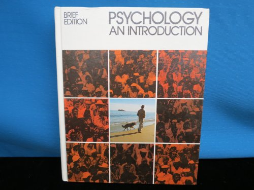 Psychology : An Introduction, Brief Edition: David Elkind; Elliot