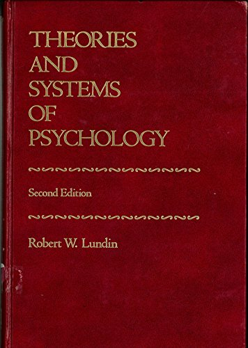 9780669019155: Theories and Systems of Psychology (College)