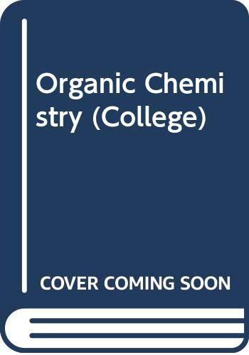 9780669019445: Organic Chemistry (College)