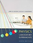 9780669019476: Physics Laboratory Experiments