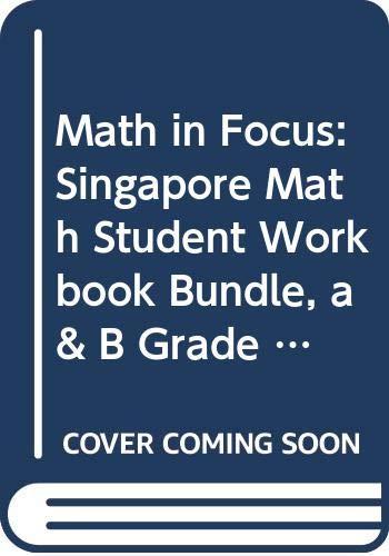 9780669026146: Math in Focus: Singapore Math: Student Workbook Bundle, A & B Grade 2