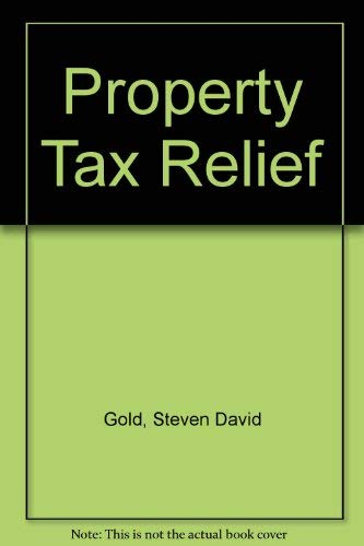 9780669029178: Property Tax Relief