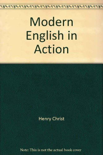 9780669031201: Modern English in Action