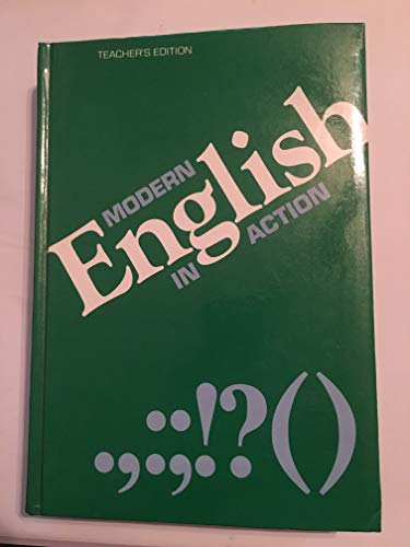 Modern English in Action Level 10 (Teacher's: Heath and Company