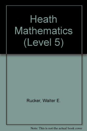 9780669034226: Heath Mathematics (LEVEL 5)