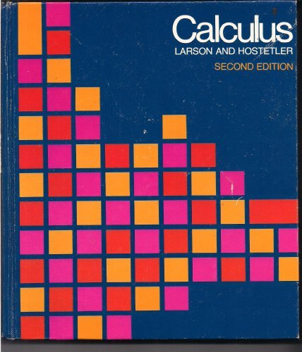 9780669045307: Calculus with Analytic Geometry