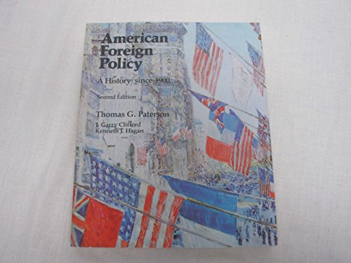 9780669045666: American Foreign Policy: A History Since 1900