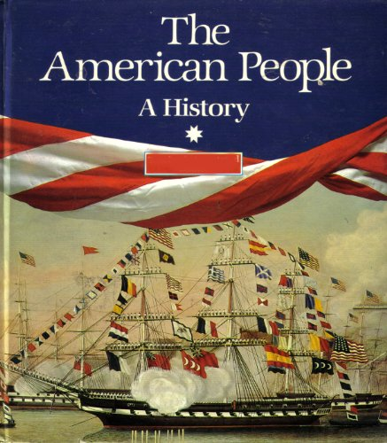 9780669048933: The American people: A history Edition: First