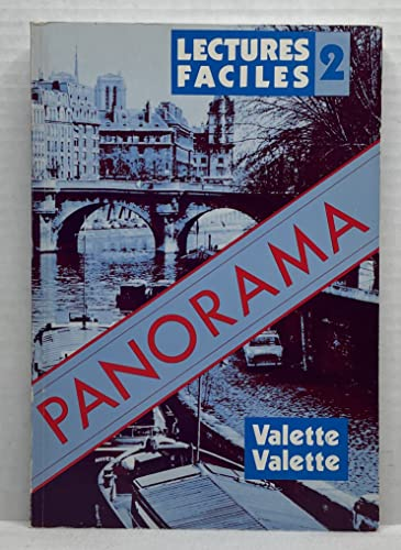 Panorama Lectures Faciles 2 (9780669053456) by Jean-Paul Valette; Rebecca M. Valette