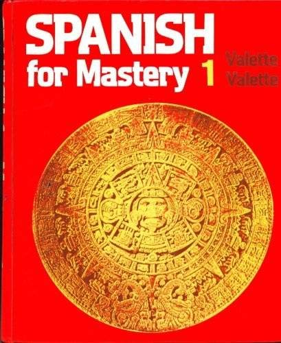 9780669054309: SPANISH FOR MASTERY 1