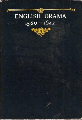 9780669061444: English Drama, 1580-1642
