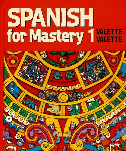 9780669061734: Spanish for Mastery 1