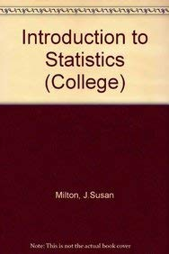 9780669062090: Introduction to Statistics (College)
