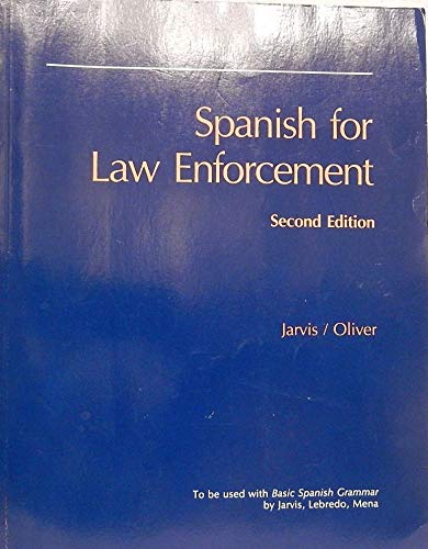 9780669067071: Spanish for Law Enforcement