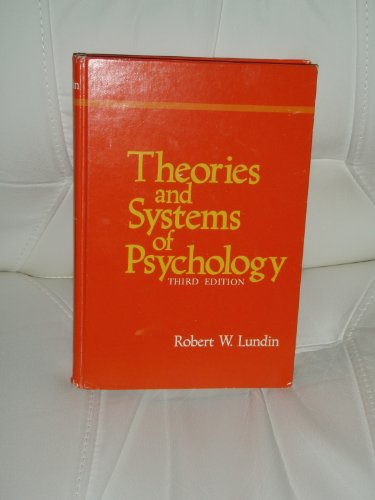9780669067446: Theories and Systems of Psychology (College)