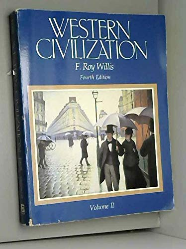 Western Civilization (College) (0669072168) by F. Roy Willis