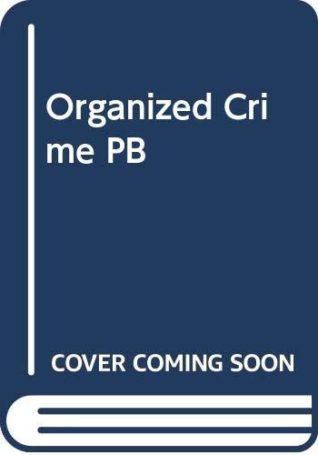 9780669074055: Organized Crime PB